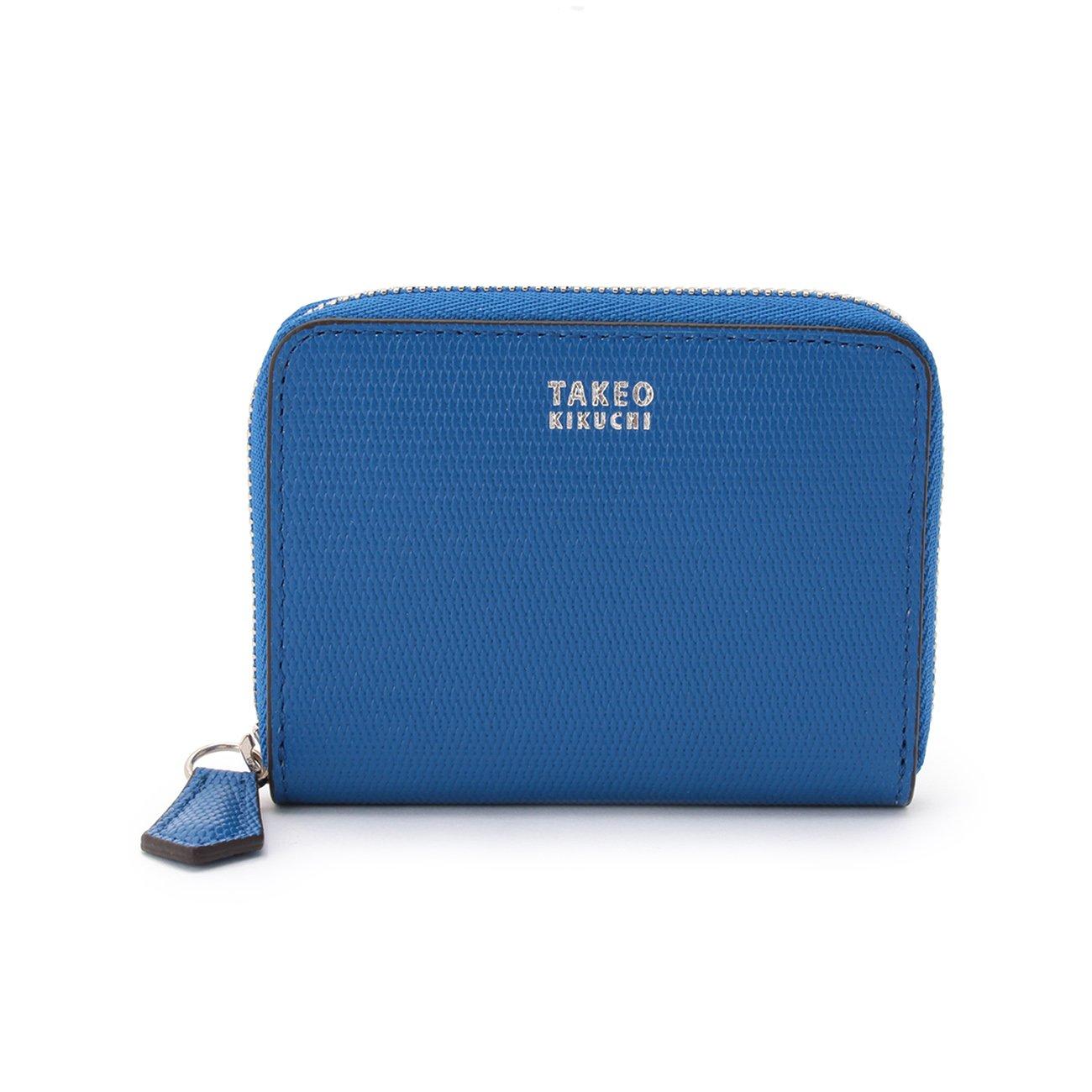 (タケオキクチ) TAKEO KIKUCHI ミニメッシュコインケース 07001525 B071F1YMXW ブルー(591) ブルー(591)