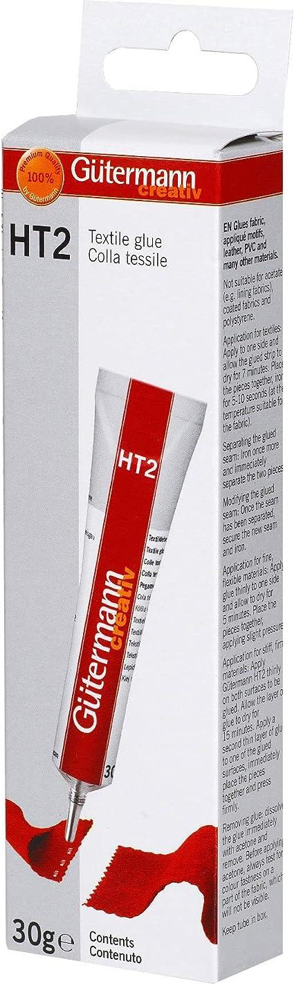 20g Tube Gütermann creativ HT2 Textilkleber