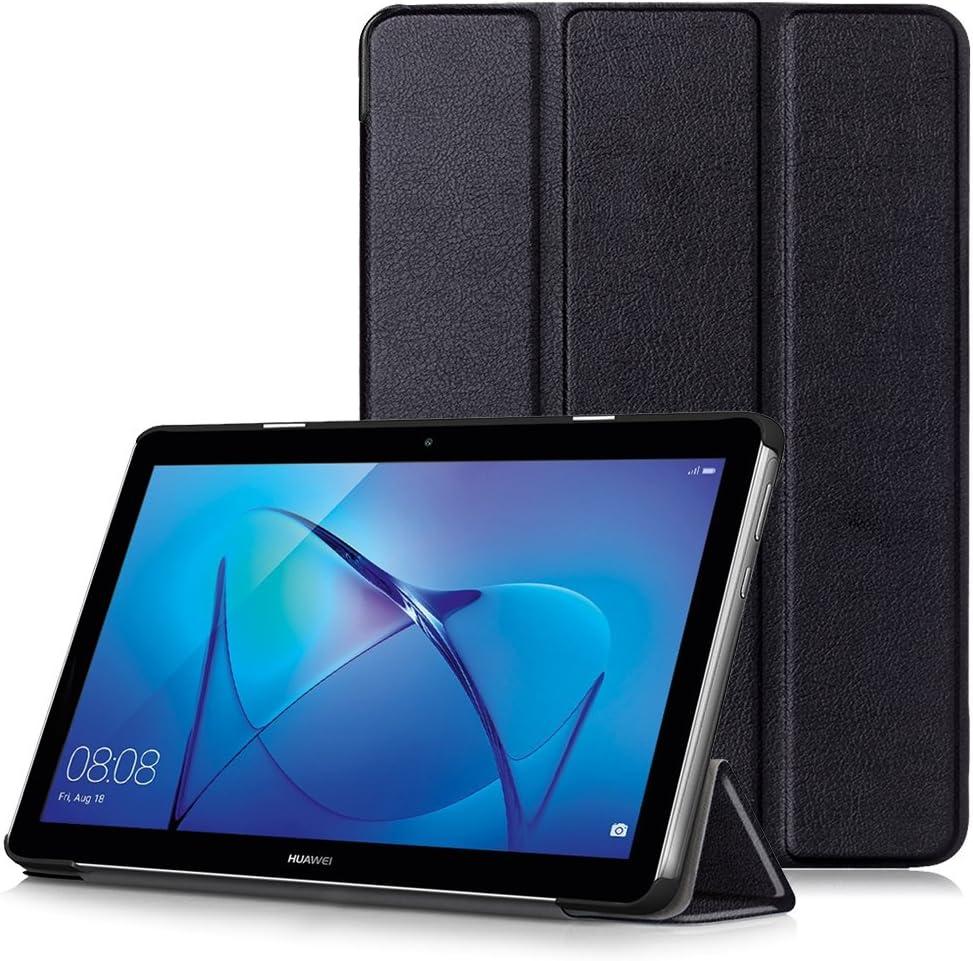 HUAWEI MediaPad T3 10 Cover, Custodia Ultra Sottile e Leggero con Coperture da Supporto per Huawei Mediapad T3 Tablet Display da 10
