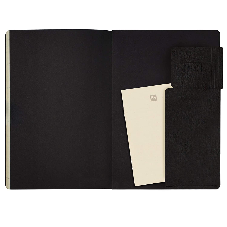Legami 2020 - Agenda diaria de 12 meses, color negro, color ...