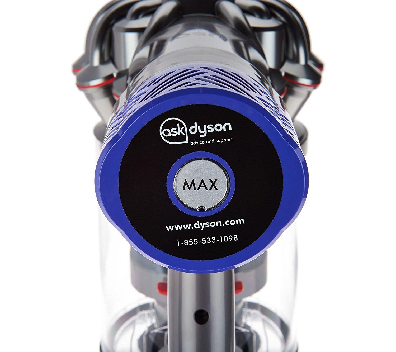 Dyson V6 Absolute Pro Bundle Vacuum Cleaner, Iron 235860-01