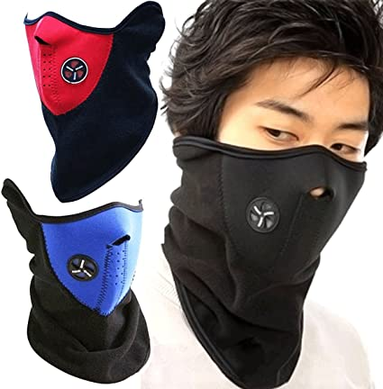 masque moto anti pollution