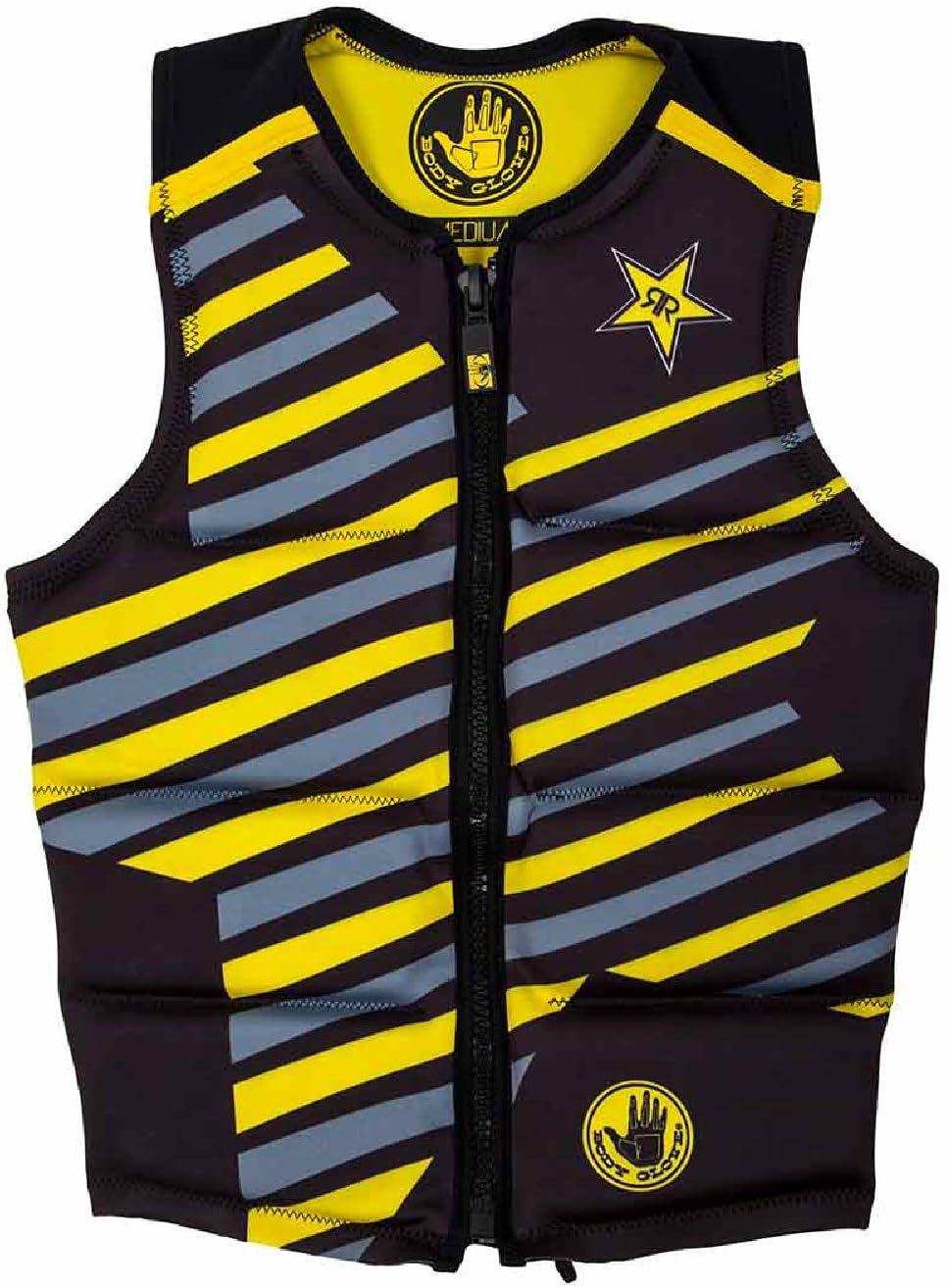 Comp Vest Black Body Glove 2019 Rockstar