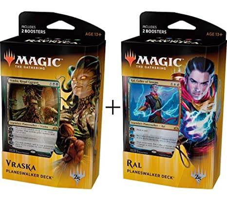 MTG Physical Decks