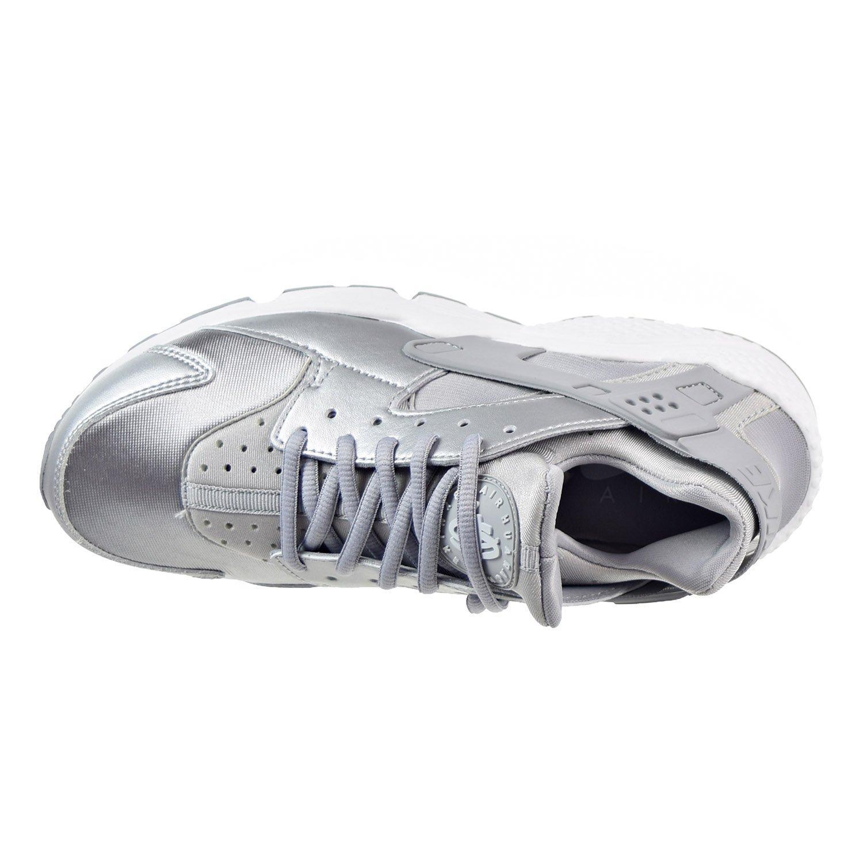 NIKE Women's Huarache B01M4IUURR Run SE Running Shoe B01M4IUURR Huarache 11 B(M) US|Metallic Silver/Pure Platinum/Summit White 29189b