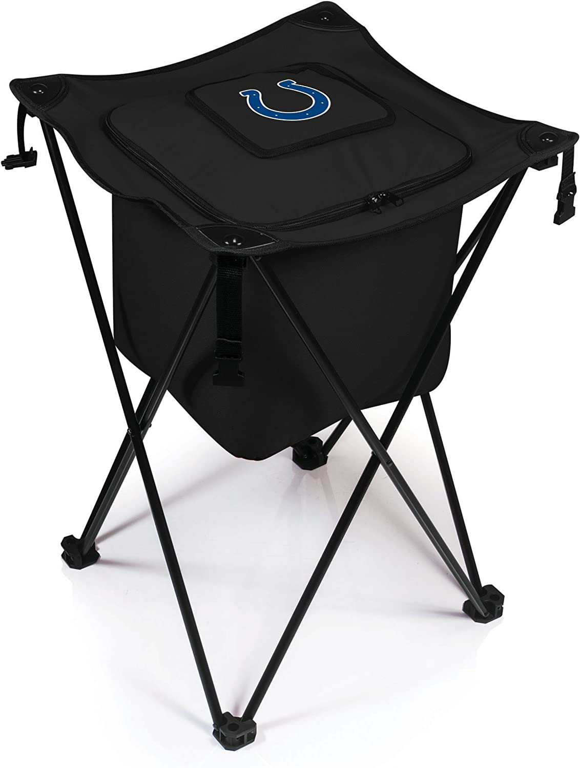 NFL Sidekick Insulated Portable Cooler with Integrated Legs
