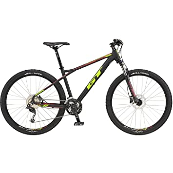27.5 GT Avalanche Comp Blk Womens 2017 Mountain Bike MTB Trail, XS ...