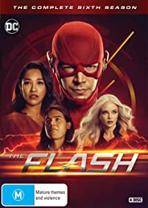 The Flash: Season 6 (DVD)
