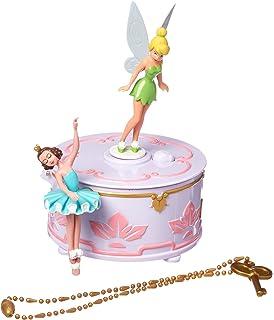 Amazoncom Disney Fairies Musical Jewelry Box Tinker Bell Toys