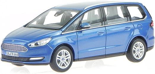 Norev Ford Galaxy 2015 Blau Modellauto 270539 1 43 Spielzeug