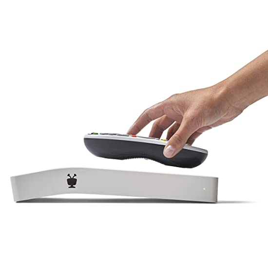 TiVo BOLT 500GB DVR: Digital Video Recorder and Streaming Media Player