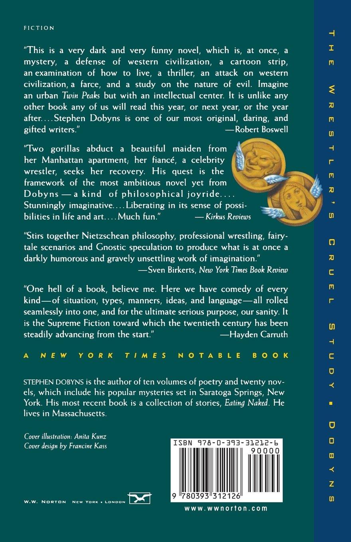 The Wrestler's Cruel Study: Stephen Dobyns: 9780393312126: Amazon.com: Books
