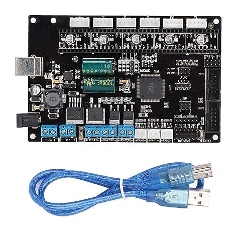 Placa Base de Impresora 3D, Integrate Controlador de PCB de 4 ...