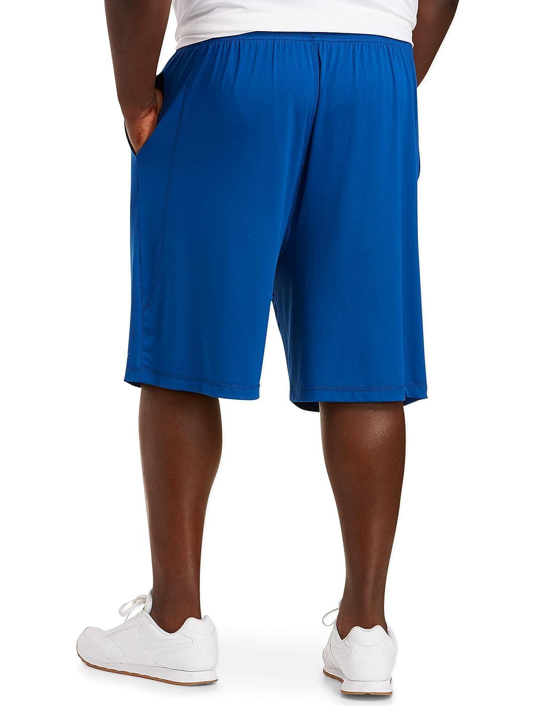 Essentials Mens  /& Tall Tech Stretch Short fit by DXL