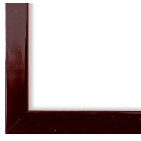 détaillant en ligne choisir officiel Achat Online Galerie Bingold Como 2 Cadre Photo Rouge foncé, Bois ...