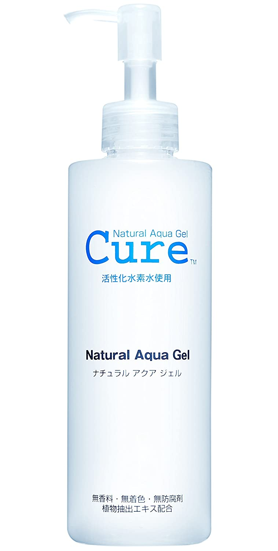 Cure Natural Aqua Gel 8.82 Oz (250 ml) Made in Japan BU14T01435