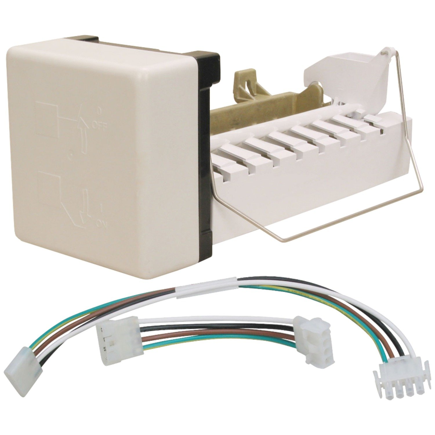 EXACT REPLACEMENTS ER5303918277 Ice Maker (ER5303918277)