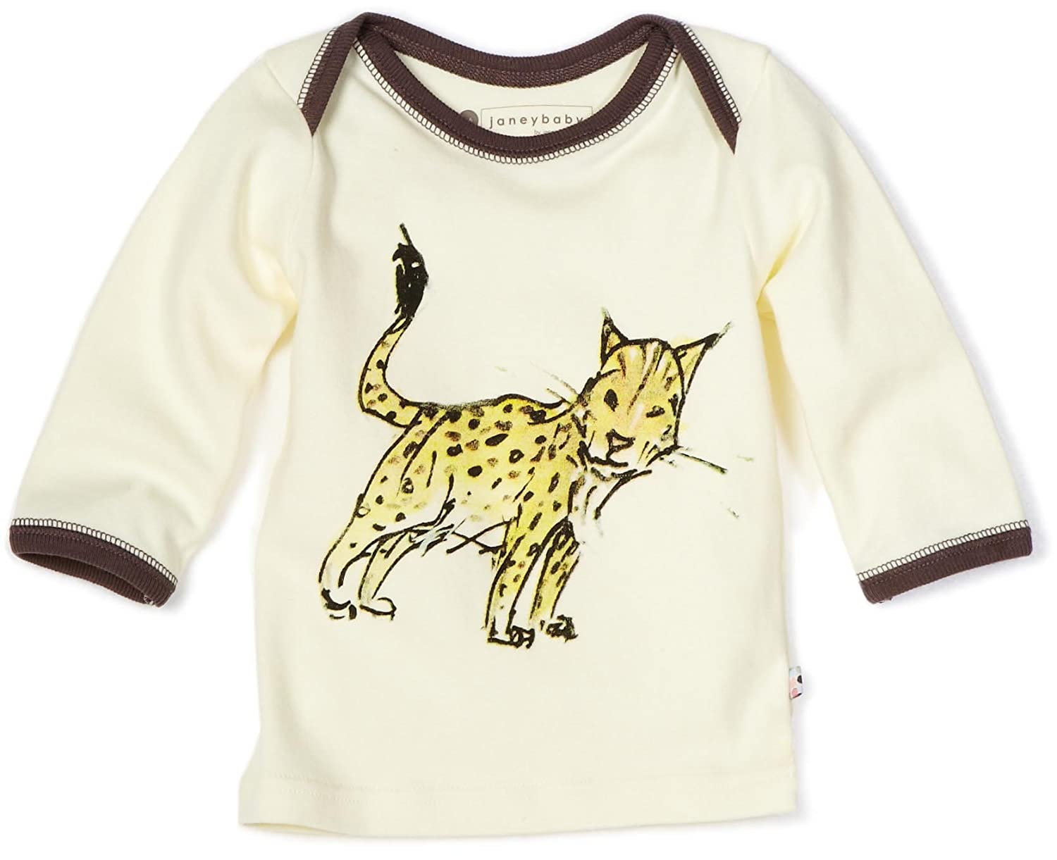 Babysoy Janey Baby Lounge Tee 621