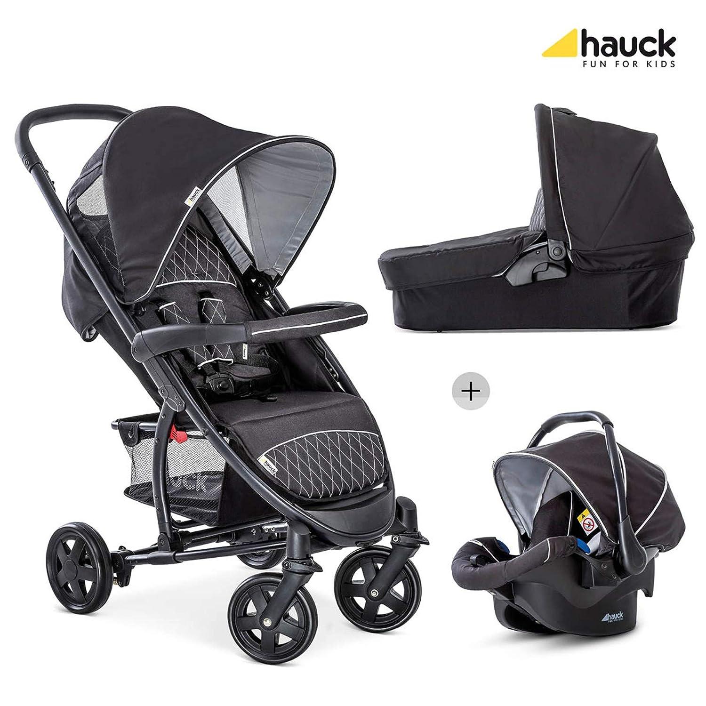 Hauck Malibu 4 Trio sistema de viaje para cochecito de bebé, color ...