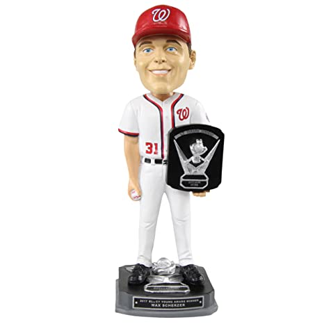 7c022b6a Image Unavailable. Image not available for. Color: FOCO Max Scherzer  Washington Nationals ...