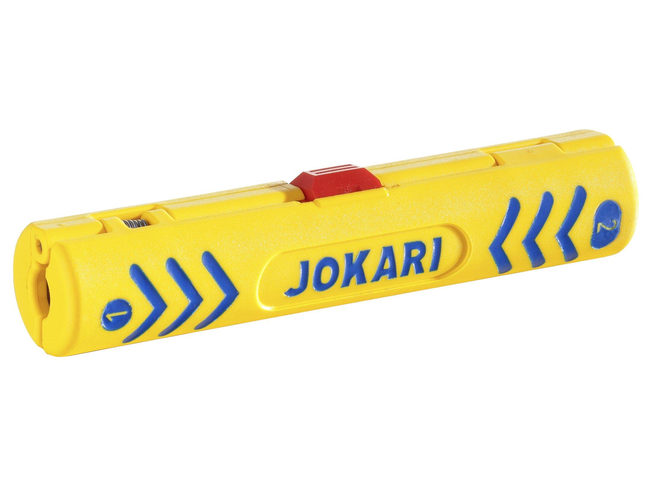JOKARI T30600 CABLE STRIPPER, COAXIAL CABLES