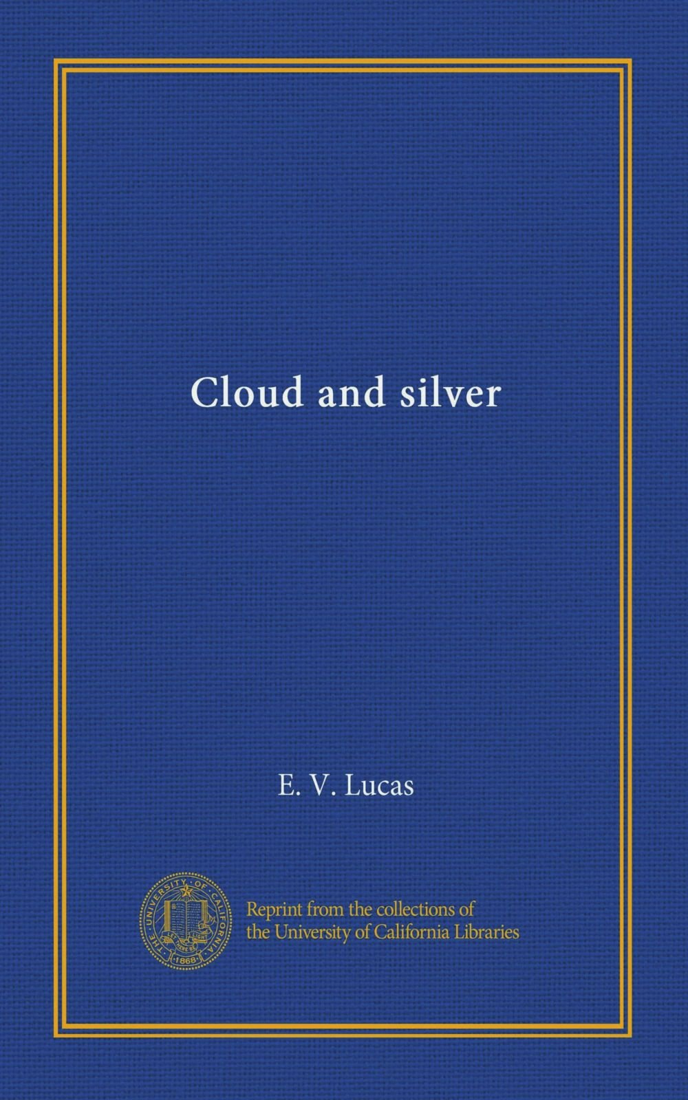 Cloud and silver PDF
