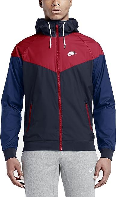 Nike Mens Windrunner Hooded Track