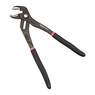 Basics Quick Release Groove Joint Pliers - 12-Inch