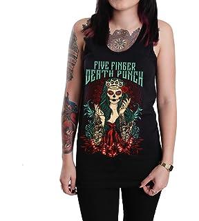 FIVE FINGER DEATH PUNCH TOUR Men/'s T-shirt Long Sleeve Shirt,Tank Top Vest