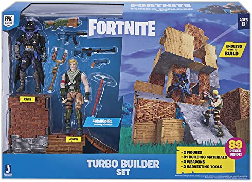 FORTNITE SET 20 PERSONAGGI ACTION FIGURE ITALIA SAVE OF WORLD AND BATTLE ROYALE