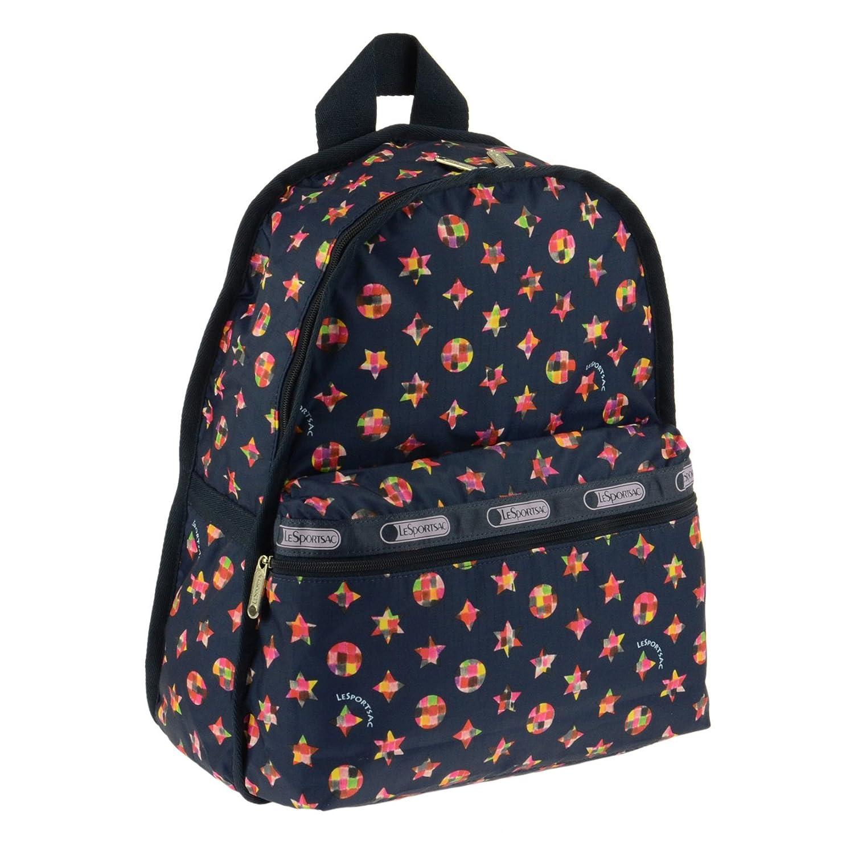[レスポートサック] リュック (Basic Backpack),軽量 7812 [並行輸入品] B01DTYP9MC D542 (SPRING DREAMS) D542 (SPRING DREAMS)