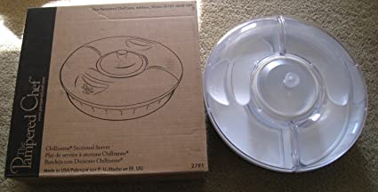 Pampered Chef Chillzanne Sectional Server