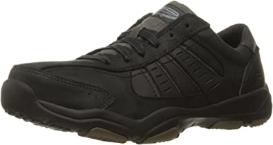 Skechers Men's Larson Nerick Low Top Sneakers: Amazon.co.uk