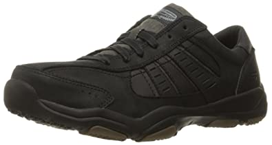 a234d11644e2 Skechers Men s s Larson- Nerick Low-Top Sneakers  Amazon.co.uk ...