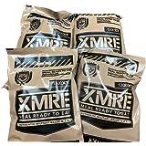 Ozark Outdoorz, LLC 2020 Pack Date/2025 Best by Date - XMRE 1300XT (Meals Ready to Eat) - 4 Pack Random