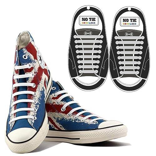 91546cf21d93b Cordones elásticos para Zapatos sin Atar