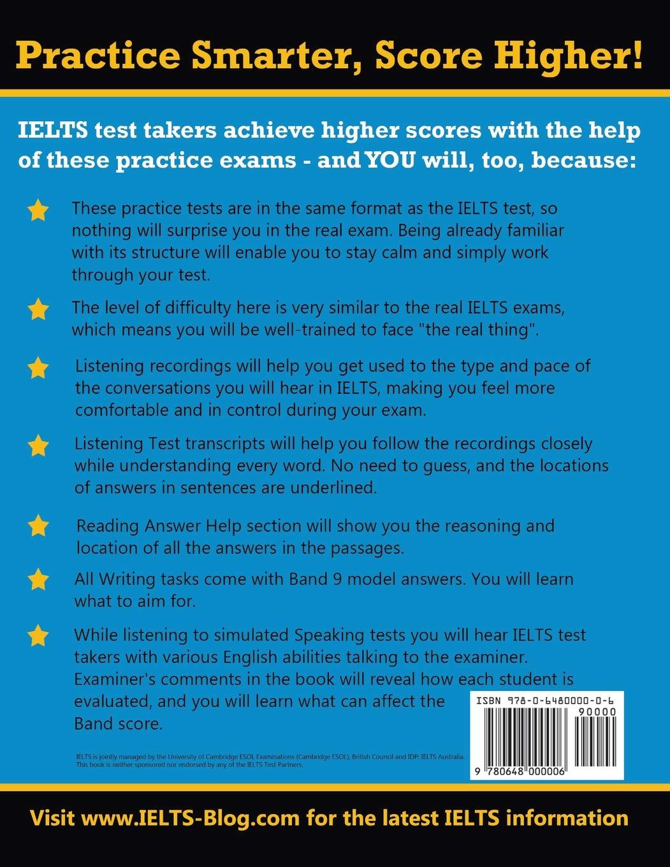 IELTS 5 Practice Tests, Academic Set 2: Tests No  6-10: Simone