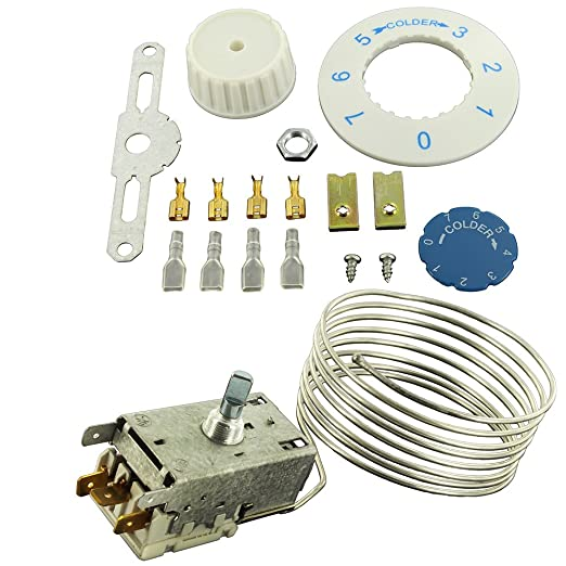 Juego de termostato universal VS5 de Europart
