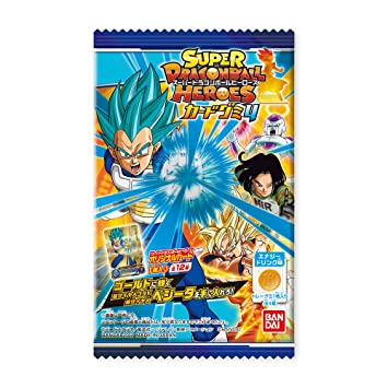 Super Dragon Ball Heroes Card gumi 4 - pièce 1 CARD Toys ...