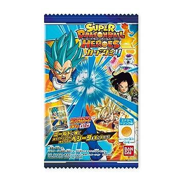 Super Dragon Ball Heroes Card gumi 4 - pièce 1 CARD Toys ...