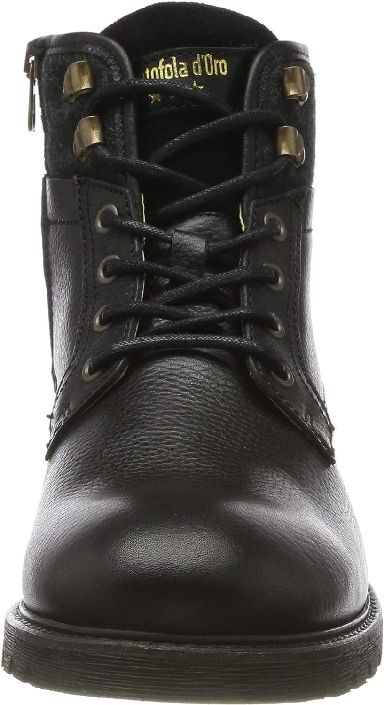Pantofola d\'Oro Herren Levico Uomo High Biker Boots Schwarz Black 25y rmwPq