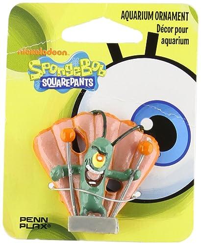 Plankton Resin Ornament