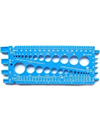 Boltsize-It Gauge, Blue
