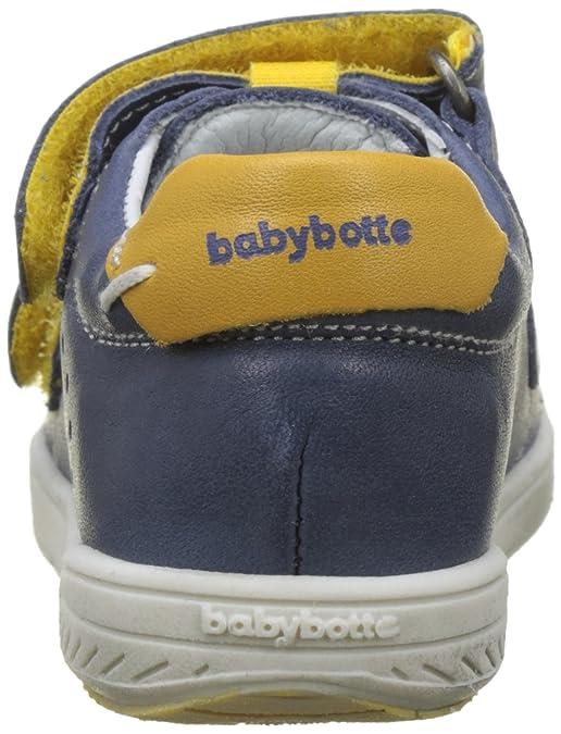Babybotte Ankiri, Zapatillas para Niños, Marrón (Camel/Orange 236), 22 EU