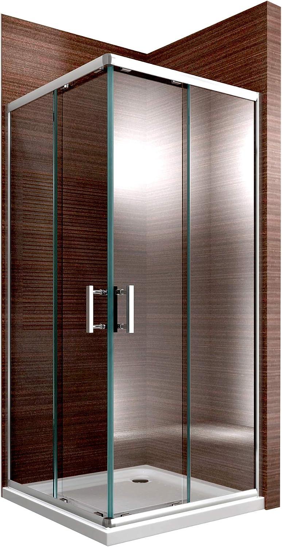 Bernstein Badshop EX506-Kombi NANO - Cabina de ducha con puerta ...
