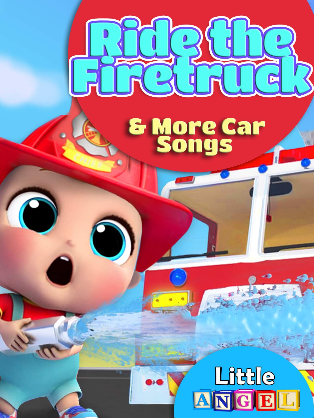 Ride the Firetruck and More Car Songs on Amazon Prime Video UK