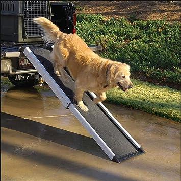 MODYL Mascotas retráctil Antideslizante escaleras Escalera Perro Coche rampa Perro Grande Golden Retriever Husky trepar Suministros: Amazon.es: Hogar