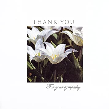 36 multi pack thank you for your sympathy cards envelopes amazon 36 multi pack thank you for your sympathy cards envelopes altavistaventures Gallery