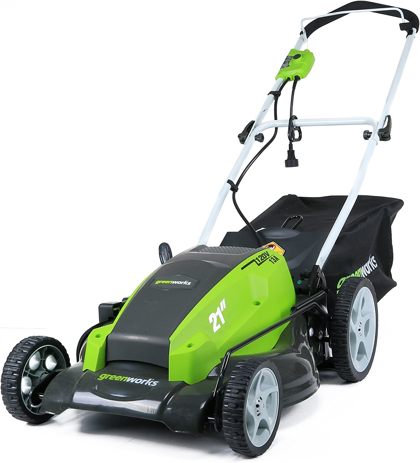 Greenworks 25112 Electric Lawn Mower