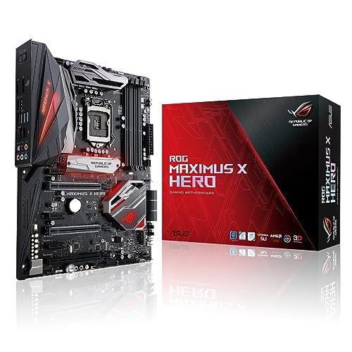 Asus 2 90MB0W20 M0EAY0 Placa Base Máximos X Hero Wi Fi AC 1151 C Z370